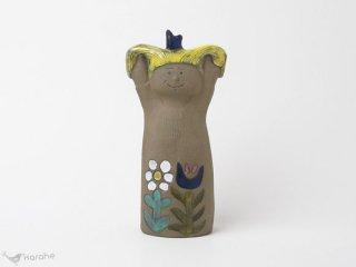 Upsala Ekeby 陶器のオブジェ Stina