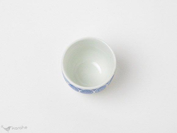 Arabia Kauno エッグカップ ブルー
