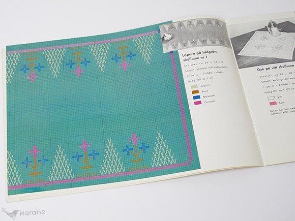 Moderna monster / スウェーデン 刺繍の本