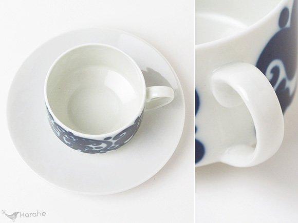 Arabia Josefiina コーヒーカップ&ソーサー