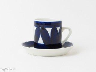 Arabia Sotka コーヒーカップ&ソーサー