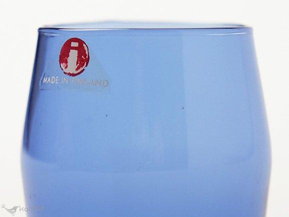 iittala i-ライン i-103 ショットグラス ブルー