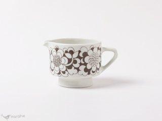 Arabia Gardenia クリーマー ブラウン