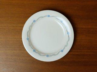 Arabia Arctica Rosette プレート 17cm ブルー
