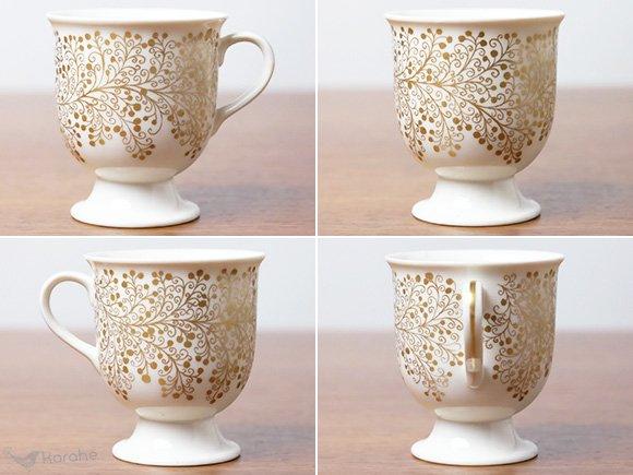 Arabia Desiree コーヒーカップ&ソーサー
