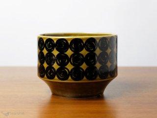 Arabia Kera フラワーポット(植木鉢)ブラウン 16.5cm 受け皿なし
