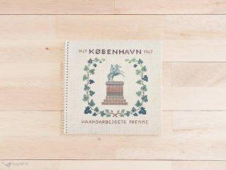 Kobenhavn 1167-1967 / Fremme クロスステッチ図案集