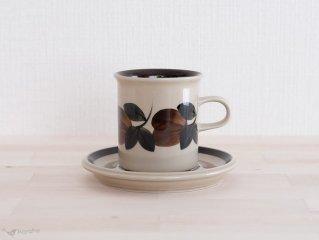Arabia Ruija コーヒーカップ&ソーサー