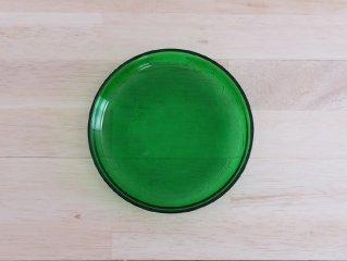 Nuutajarvi Arabia Miranda プレート 14.5cm グリーン