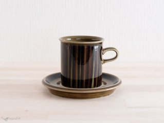 Arabia Kosmos コーヒーカップ&ソーサー