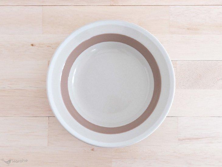 Arabia Tupa スーププレート