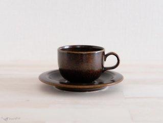 Arabia KRモデル コーヒーカップ&ソーサー