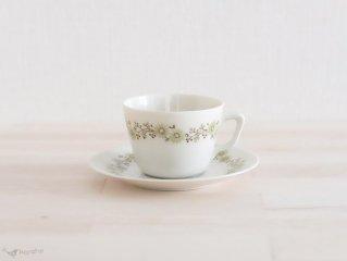 Arabia Vanamo コーヒーカップ&ソーサー
