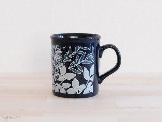 marimekko Tunturi マグカップ ブルー