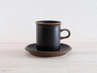 Arabia Ruska コーヒーカップ&ソーサー