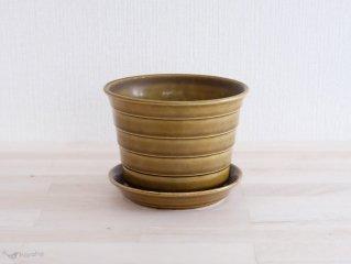 Arabia フラワーポット(植木鉢)SFモデル 15cm