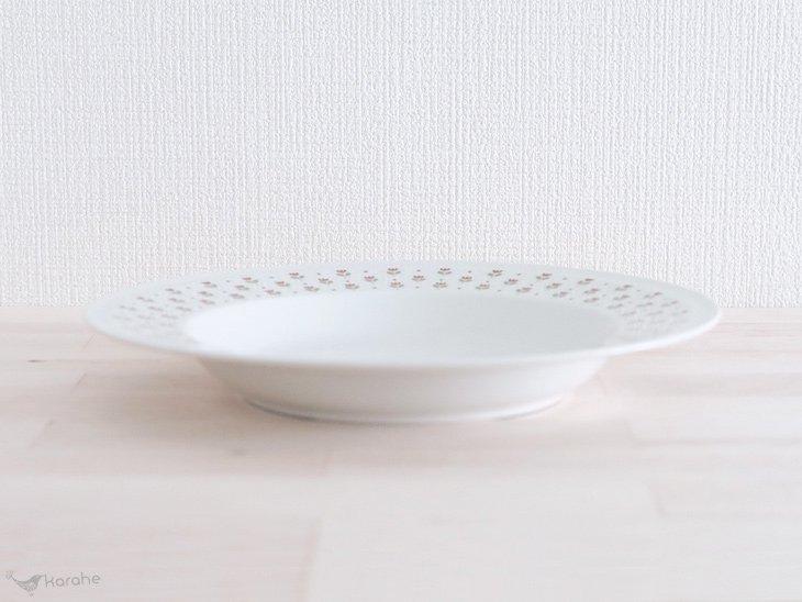 Arabia Miniflora スーププレート 24.5cm