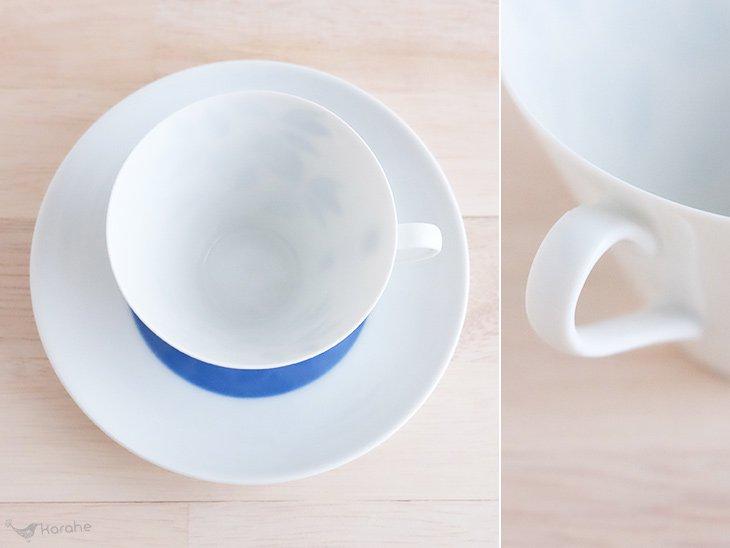 Arabia Myrtilla コーヒーカップ&ソーサー