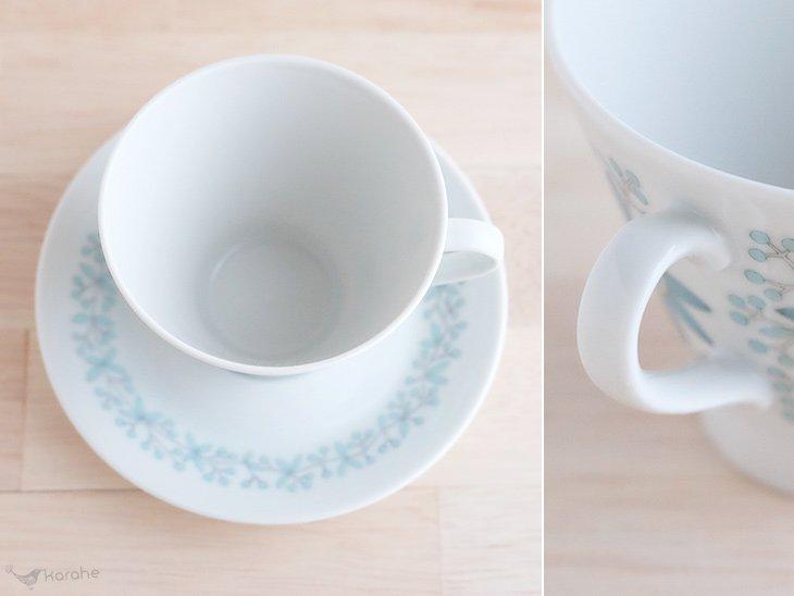 Arabia Tuulikki コーヒーカップ&ソーサー