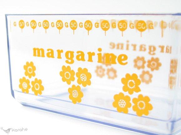 エリックコルド マーガリンケース イエローフラワー / Erik Kold margarine(9040)