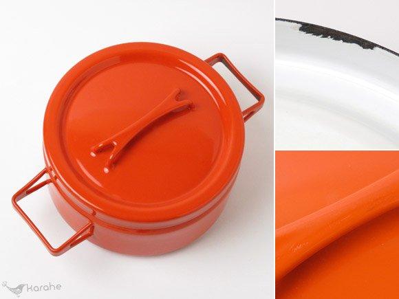 フィネル 両手鍋 レッド 1.5L / Finel Seppo Mallat
