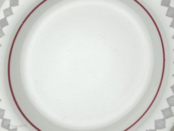 Rorstrand Red Top プレート 18cm