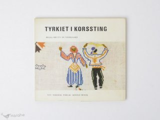 Tyrkiet i korssting / デンマーク クロスステッチ図案集