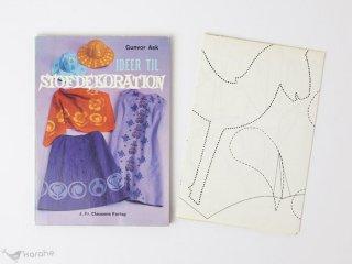 Ideer til stofdekoration / ファブリック装飾のアイデア集