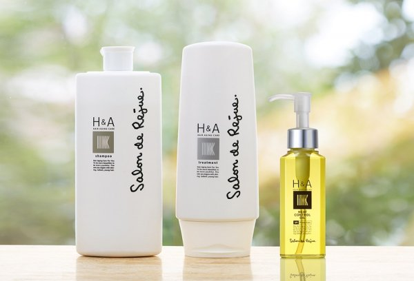 H&A ヘアケア3点セット
