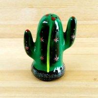 メキシコ サボテンスパイスボトル(グリーンB)