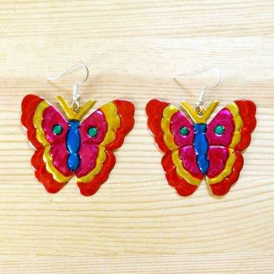 メキシコ ブリキピアスハチチョウ