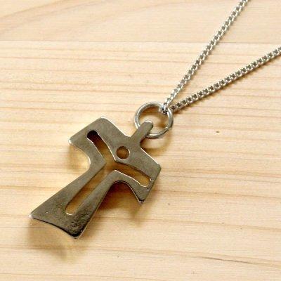 メキシコ ペンダントトップ十字架タウ