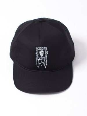 <img class='new_mark_img1' src='https://img.shop-pro.jp/img/new/icons20.gif' style='border:none;display:inline;margin:0px;padding:0px;width:auto;' />30%OFF【Indietro Association】 Embroidery cap -1色展開-