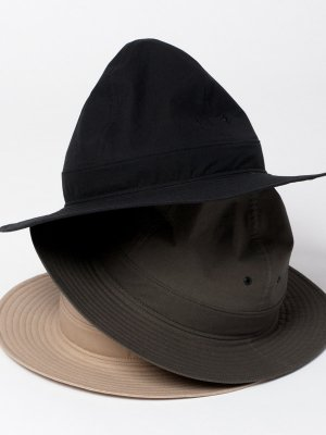 <img class='new_mark_img1' src='https://img.shop-pro.jp/img/new/icons20.gif' style='border:none;display:inline;margin:0px;padding:0px;width:auto;' />40%OFF【Racal】Typewriter Mountain Hat / タイプライターマウンテンハット -3色展開-