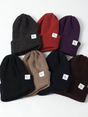 <img class='new_mark_img1' src='https://img.shop-pro.jp/img/new/icons20.gif' style='border:none;display:inline;margin:0px;padding:0px;width:auto;' />30%OFF【Racal】Long Knit Cap / ロングニットワッチキャップ -7色展開-