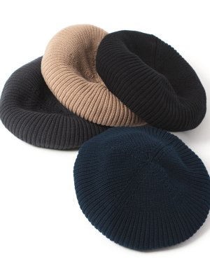 <img class='new_mark_img1' src='https://img.shop-pro.jp/img/new/icons20.gif' style='border:none;display:inline;margin:0px;padding:0px;width:auto;' />30%OFF 【Racal】Rasta Knit Beret Tam / ラスタニットベレー タム -4色展開-