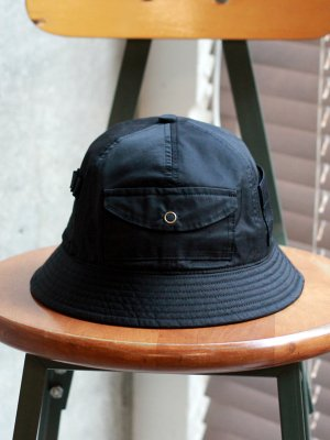 【Indietro Association】 Pocket metro hat -2色展開-