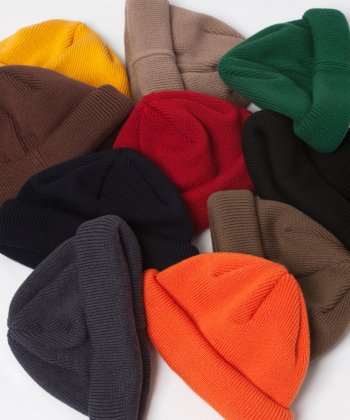 <img class='new_mark_img1' src='https://img.shop-pro.jp/img/new/icons15.gif' style='border:none;display:inline;margin:0px;padding:0px;width:auto;' />【Racal】Roll Knit CAP -14色展開-