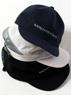 <img class='new_mark_img1' src='https://img.shop-pro.jp/img/new/icons20.gif' style='border:none;display:inline;margin:0px;padding:0px;width:auto;' />30%OFF 【Racal】Cutting Mesh Cap / カッティングメッシュキャップ -3色展開-