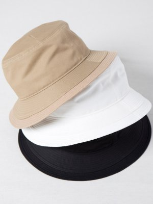 <img class='new_mark_img1' src='https://img.shop-pro.jp/img/new/icons15.gif' style='border:none;display:inline;margin:0px;padding:0px;width:auto;' />【Racal】C/Linen Bucket Hat / コットンリネンバケットハット -3色展開-