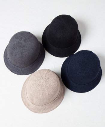<img class='new_mark_img1' src='https://img.shop-pro.jp/img/new/icons15.gif' style='border:none;display:inline;margin:0px;padding:0px;width:auto;' />【Racal】Thermo Knit Metro Hat / サーモニットメトロハット和紙ブレンド -4色展開-