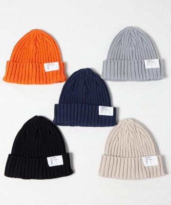 <img class='new_mark_img1' src='https://img.shop-pro.jp/img/new/icons15.gif' style='border:none;display:inline;margin:0px;padding:0px;width:auto;' />【Racal】 C/A Standard Knit Cap / スタンダードニットキャップ : ニットワッチ -5色展開-