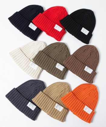 <img class='new_mark_img1' src='https://img.shop-pro.jp/img/new/icons15.gif' style='border:none;display:inline;margin:0px;padding:0px;width:auto;' />【Racal】 C/A Standard Knit Cap, Knit Watch, Knit Beanie / スタンダードニットキャップ : ニットワッチ : ニットビーニー -9色展開-