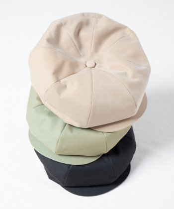 <img class='new_mark_img1' src='https://img.shop-pro.jp/img/new/icons15.gif' style='border:none;display:inline;margin:0px;padding:0px;width:auto;' />【Racal】TM64 8Panel Casquette / 玉虫8パネルキャスケット -3色展開-