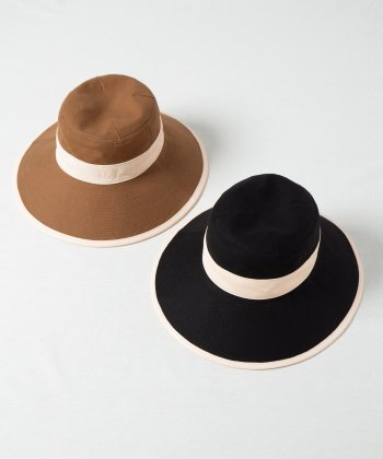 <img class='new_mark_img1' src='https://img.shop-pro.jp/img/new/icons15.gif' style='border:none;display:inline;margin:0px;padding:0px;width:auto;' />【Indietro Association】 Sun hat -2色展開-