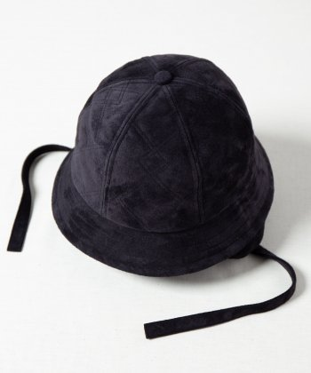 <img class='new_mark_img1' src='https://img.shop-pro.jp/img/new/icons15.gif' style='border:none;display:inline;margin:0px;padding:0px;width:auto;' />【Indietro Association】 Quilting leather hat -1色展開-