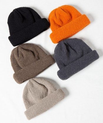 <img class='new_mark_img1' src='https://img.shop-pro.jp/img/new/icons15.gif' style='border:none;display:inline;margin:0px;padding:0px;width:auto;' />【Racal】Reversible Roll Knit Cap / リバーシブルロールニットキャップ -5色展開-