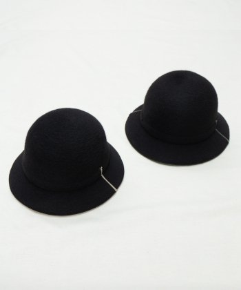 <img class='new_mark_img1' src='https://img.shop-pro.jp/img/new/icons15.gif' style='border:none;display:inline;margin:0px;padding:0px;width:auto;' />【Racal】Wool Metro Hat / ウールメトロハット -2色展開-