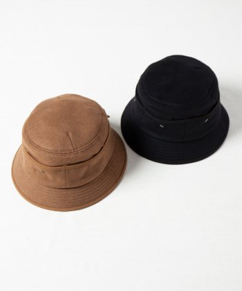 <img class='new_mark_img1' src='https://img.shop-pro.jp/img/new/icons15.gif' style='border:none;display:inline;margin:0px;padding:0px;width:auto;' />【Indietro Association】 Cashmere pocket hat -2色展開-