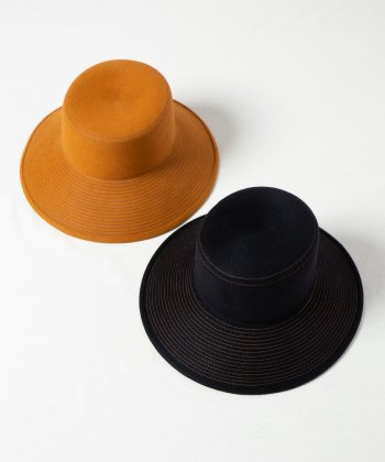 <img class='new_mark_img1' src='https://img.shop-pro.jp/img/new/icons15.gif' style='border:none;display:inline;margin:0px;padding:0px;width:auto;' />【Indietro Association】 Stitch rabbitfur hat -2色展開-